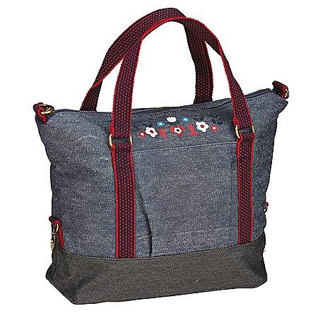 Blutsgeschwister Schwedenglück Polarlight Handbag Umhängetasche 29 cm