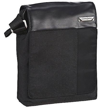 Samsonite Hip-Tech Tablet Crossover Überschlagtasche 22 cm
