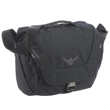 Osprey Flap Jack Courier Umhängetasche mit Laptopfach 46 cm