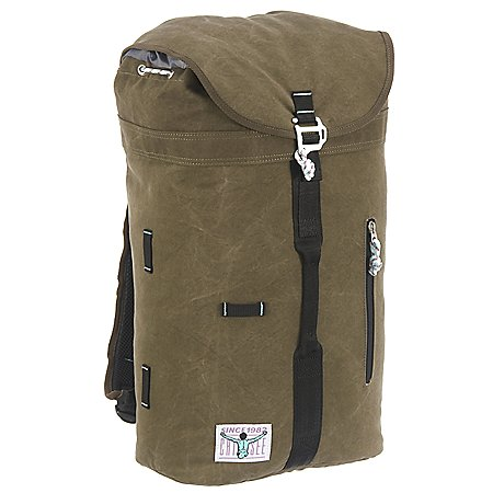 Chiemsee Urban Explorer Canvas Oslo Rucksack mit Laptopfach 45 cm