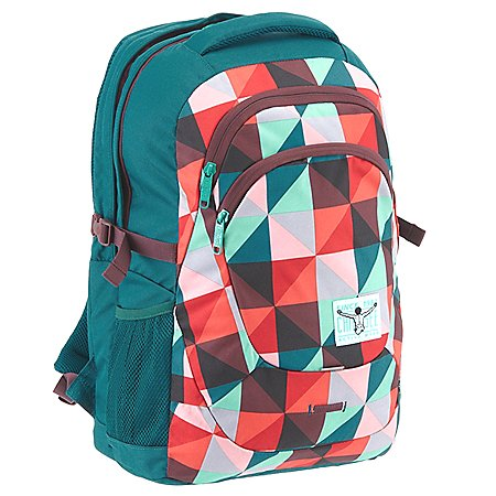 Chiemsee Sports & Travel Bags Harvard Rucksack 48 cm