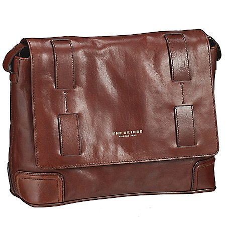 The Bridge Basic Messenger Bag 37 cm