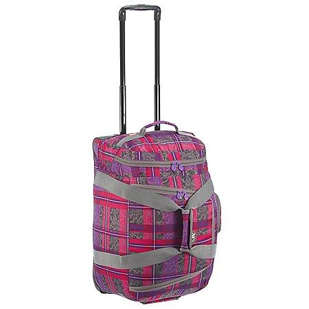 Chiemsee Sports & Travel Bags Rolling Duffle Reisetasche auf Rollen 58 cm