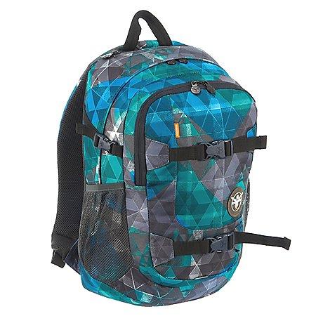 Chiemsee Sports & Travel Bags School Backpack Laptoprucksack 49 cm