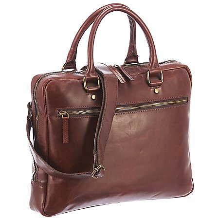 Leonhard Heyden Cambridge RV-Aktenmappe mit Laptopfach 35 cm