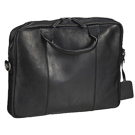 Leonhard Heyden Roma Kurzgrifftasche mit Laptopfach 38 cm