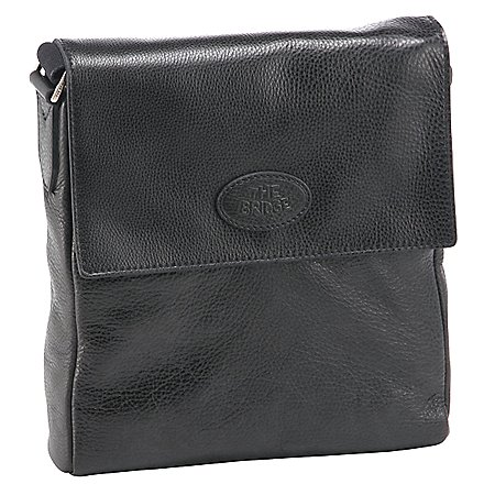 The Bridge Sfoderata Soft Uomo Messenger Bag 28 cm