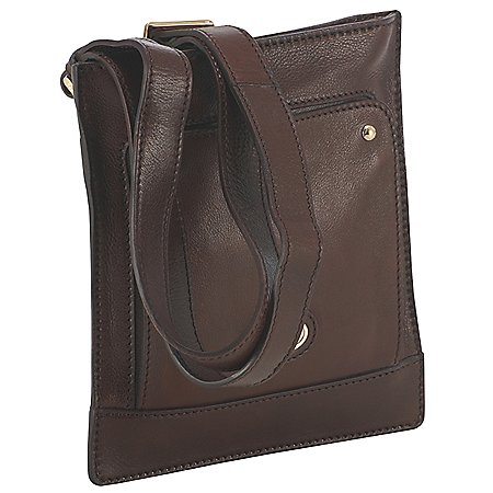 The Bridge Artisan Uomo Messenger Umhängetasche 23 cm