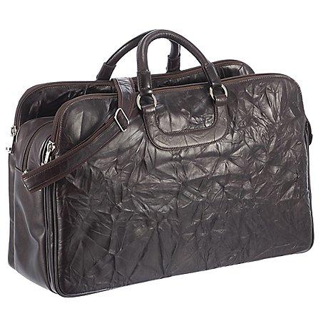 Dermata Reise Reisetasche Leder 60 cm