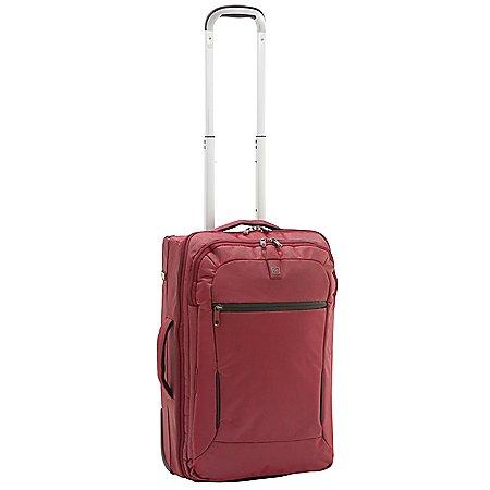 Design Go Pack Flat faltbarer 2-Rollen-Kabinentrolley 53 cm
