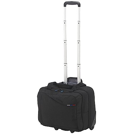 American Tourister Business III Mobile Office mit W�schefach 44 cm