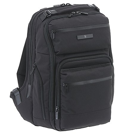 Victorinox Architecture Urban Black Diamond Rath Slim Backpack 46 cm