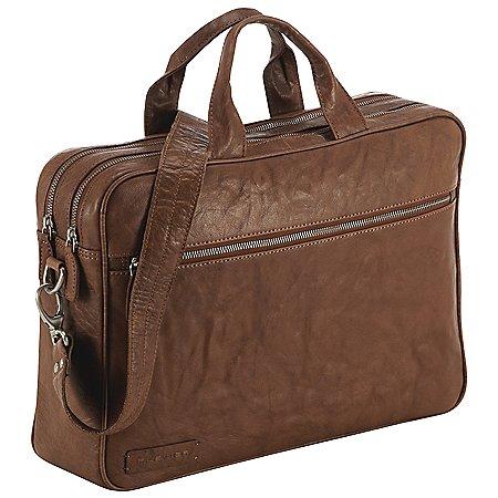 Plevier 600er Serie Businesstasche mit Laptopfach 41 cm