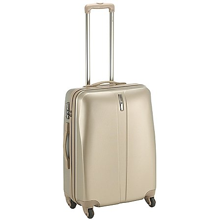 Delsey Schedule Limited Edition 4-Rollen-Trolley 64 cm