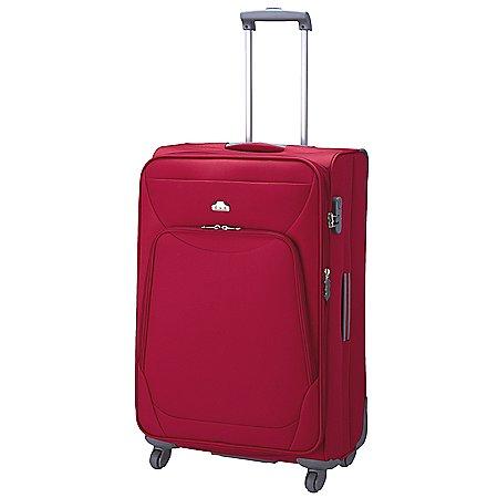 d&n Travel Line 6104 4-Rollen-Trolley 70 cm