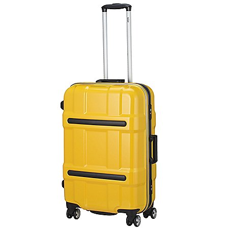 Scout Heavy Duty Luggage 4-Rollen-Trolley 68 cm