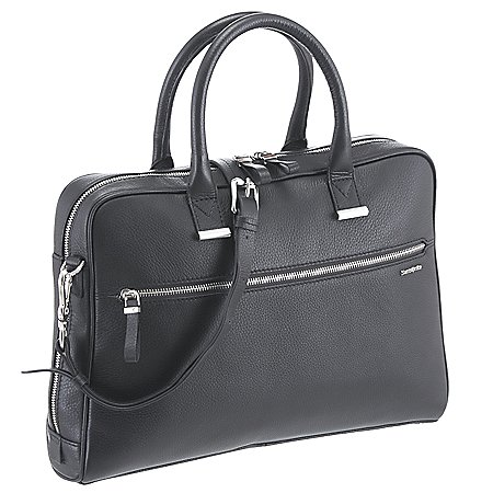 Samsonite Highline Aktenmappe mit Laptopfach 41 cm