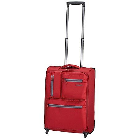 Travelmax Jump 2-Rollen-Handgep�cktrolley 55 cm