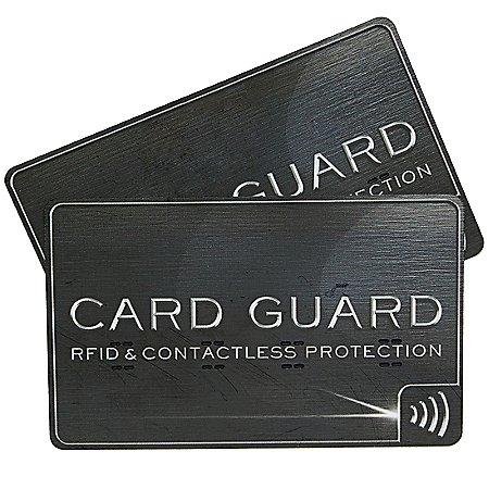 Design Go Reisezubeh�r RFID Kartenschutz 2-er Set