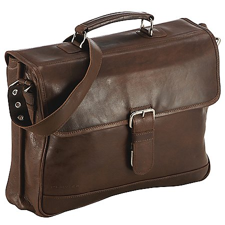 Plevier 700er Serie Business Aktentasche mit Laptopfach 39 cm