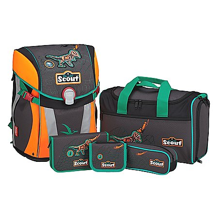 Scout Sunny Limited Edition Schulranzenset 5-tlg.