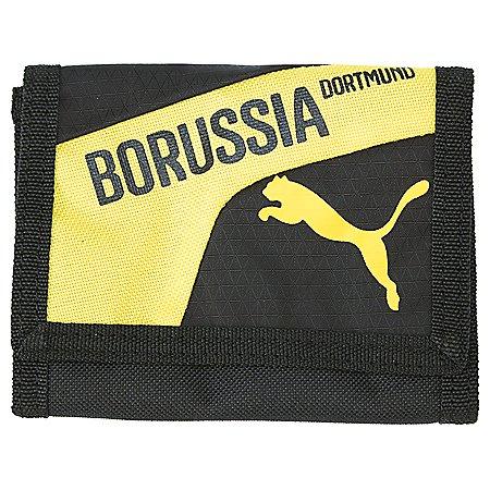Puma BVB evoSpeed Wallet Geldbörse 12 cm