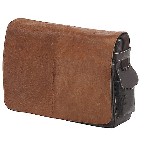 Pack Easy Fifty Rosi Messenger Bag mit Laptopfach 41 cm