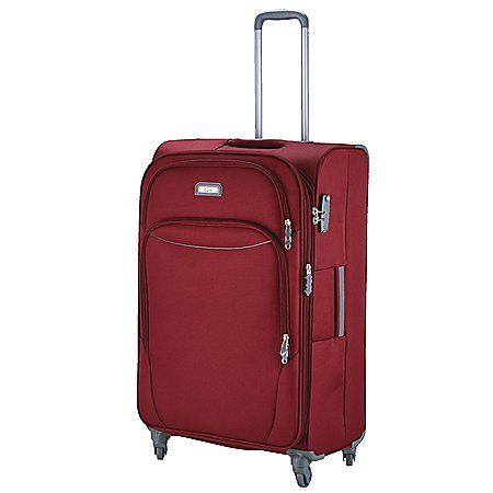 d&n Travel Line 7404 4-Rollen-Trolley 60 cm