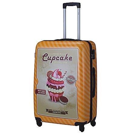 F23 Travel Voyage 4-Rollen-Trolley 59 cm