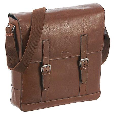 Esquire Vienna Bags Umhängetasche mit Laptopfach 30 cm