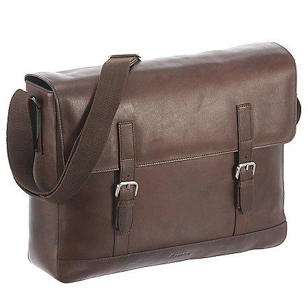 Esquire Vienna Bags Messenger mit Laptopfach 40 cm