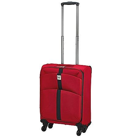 Wagner Luggage Flight 4-Rollen-Bordtrolley 54 cm