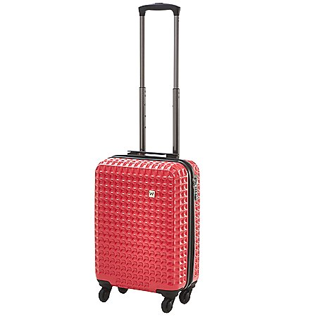 Wagner Luggage Casino 4-Rollen-Kabinentrolley 53 cm