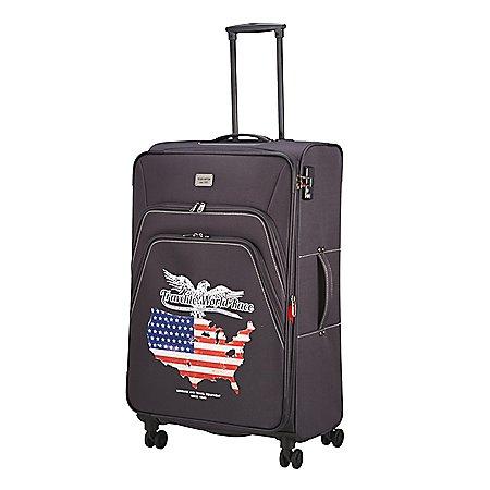 Travelite Vintage 4-Rollen-Trolley 66 cm