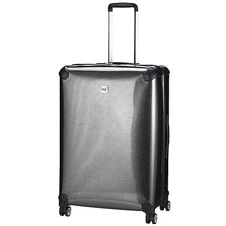 Wagner Luggage Carbon 4-Rollen-Trolley 75 cm