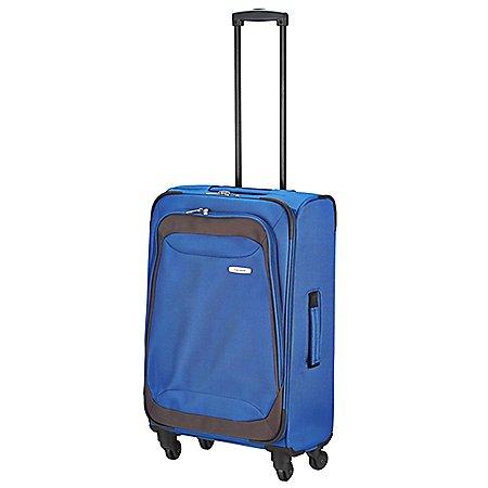 Travelite Portofino V 4-Rollen-Trolley 65 cm
