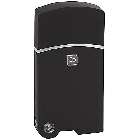 Design Go Reisezubehör USB Shaver Reise-Rasierer mit USB Anschluß