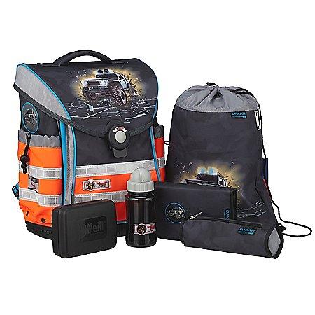 McNeill Schultaschen Sets ERGO Light Plus 6-tlg.