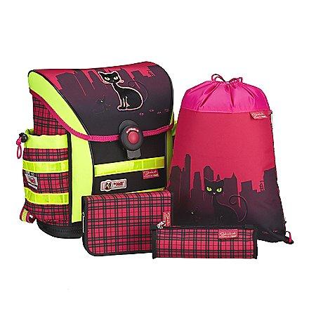 McNeill Schultaschen Sets Ergo Light 912 DIN 4-tlg.