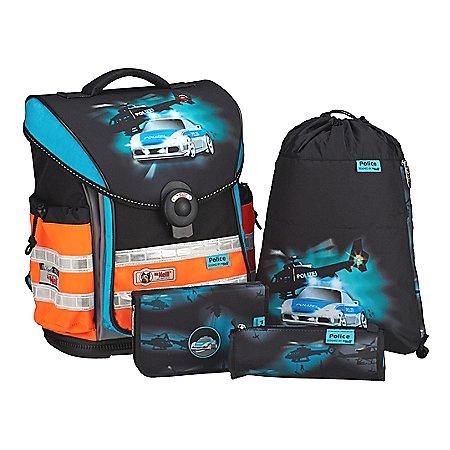 McNeill Schultaschen Sets Ergo Light Plus DIN 4-tlg.
