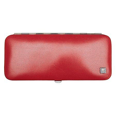 Zwilling Classic Red and Black Rahmen-Etui 5-tlg. 15 cm