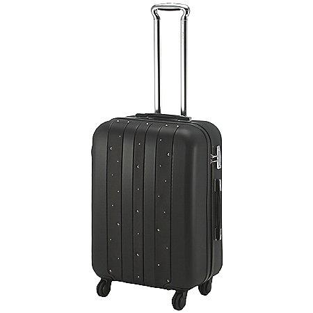 Pack Easy Cubo Bling 4-Rollen-Trolley mit Swarovski Kristallen 60 cm