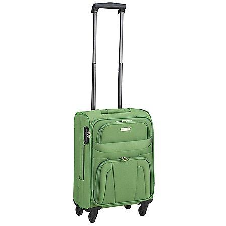 Travelite Orlando 4-Rollen-Kabinentrolley 54 cm