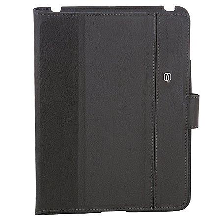 Piquadro Vibe iPad2-Lederschutzh�lle mit St�nderfunktion 25 cm