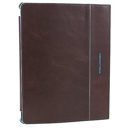Piquadro Blue Square iPad 2 H�lle mit St�nderfunktion und Bluetoothtastatur