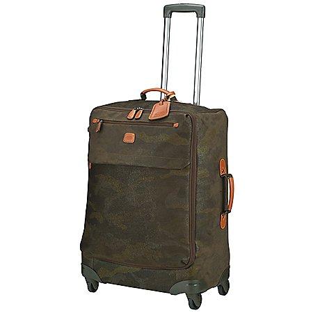 Brics Life Camouflage 4-Rollen-Trolley 65 cm