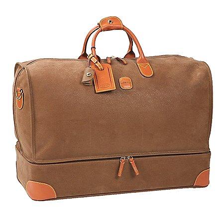 Brics Life Reisetasche mit Bodenfach 57 cm