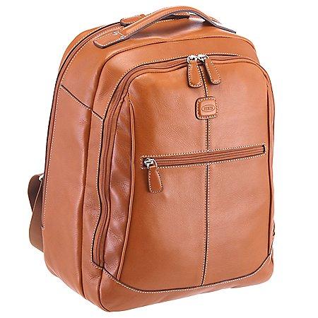 Brics Life Pelle Backpack Rucksack mit Laptopfach 40 cm