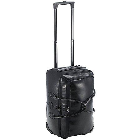 Brics Life Pelle Reisetasche auf Rollen 55 cm