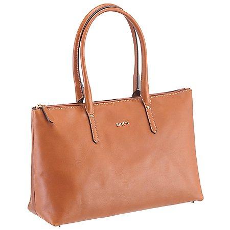 Brics Life Pelle Damenhandtasche 38 cm